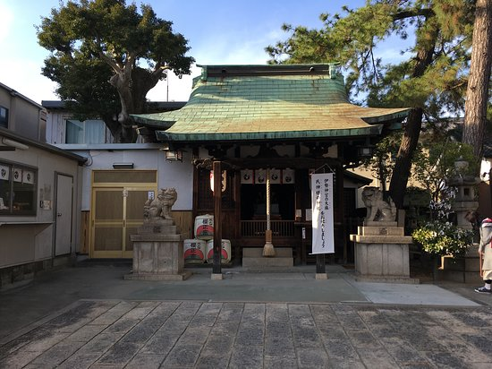 Yokoya Hachiman Shrine