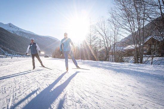 Oberwald, İsviçre: Langlaufschule Mathias Hischier