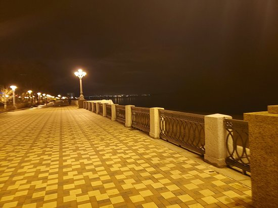 Samara Embankment