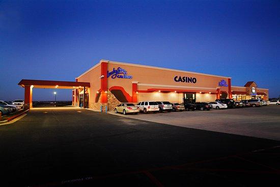 Lucky Star Casino Concho Travel Center