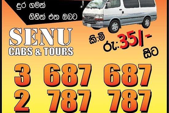 Senu Cabs & Tours