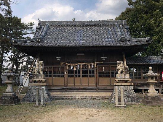 Toyoishi Shrine