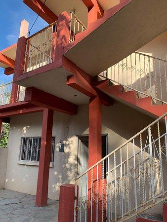 Urique, Meksyk: Acceso al hotel