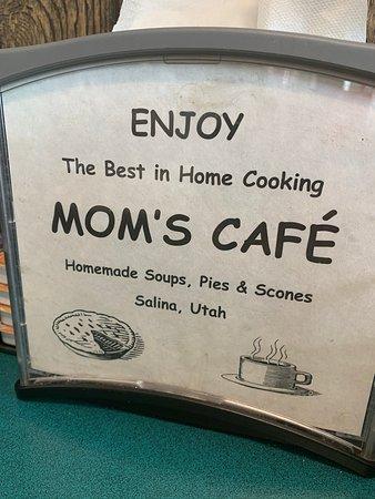Salina, UT: Mom's cafe