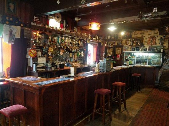 Ross, New Zealand: Bar