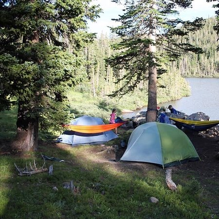 Indian Peaks Wilderness, Rainbow Lakes