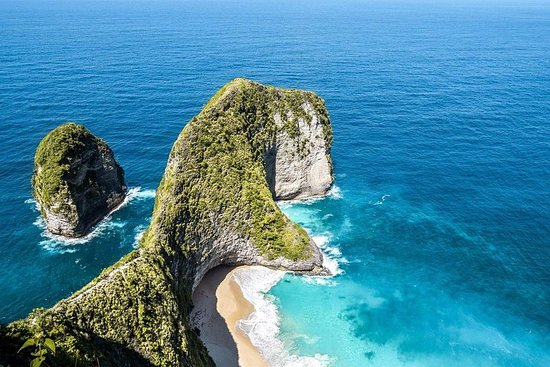 Viagem a oeste de Nusa Penida