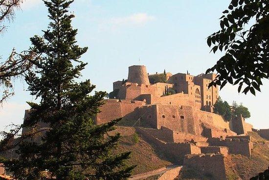 Cardona -Montserrat et Tarragone 2 jours -Petit groupe de ramassage...