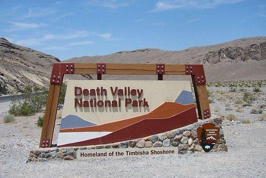 Visite privée de la vallée de la mort...