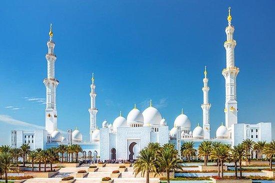 Abu Dhabi City Tour med Desert Safari...