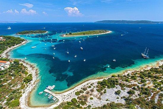 蓝礁湖和索尔塔私人游船