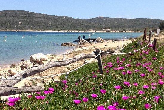 Excursión en bote en el archipiélago de La Maddalena.