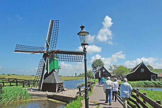 Giethoorn et Zaanse Schans - Excursion...