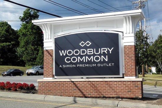 1-tägige Woodbury Outlets Einkaufstour