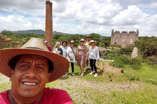 La ville minière de Pozos