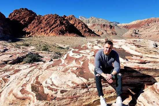 Valley of Fire og Red Rock Canyon Day...