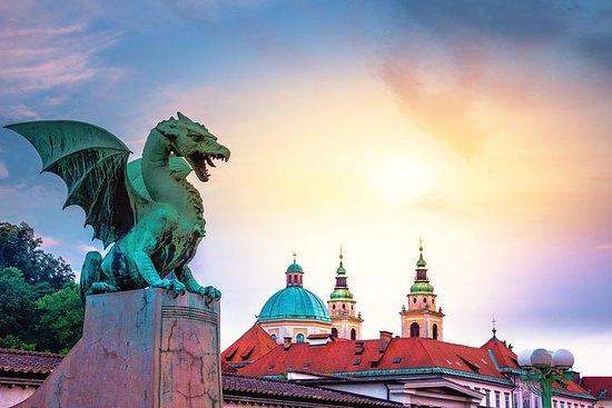 Viagem de Koper para Liubliana