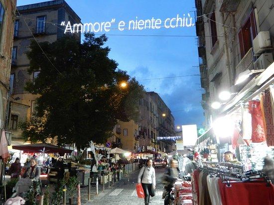 Mercato Borgo Sant'Antonio Abbate