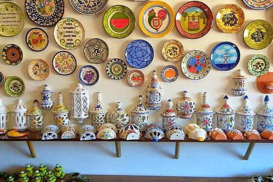 Verken Santa Luzia, Fuseta en het aardewerk - Tuk Tuk Tour