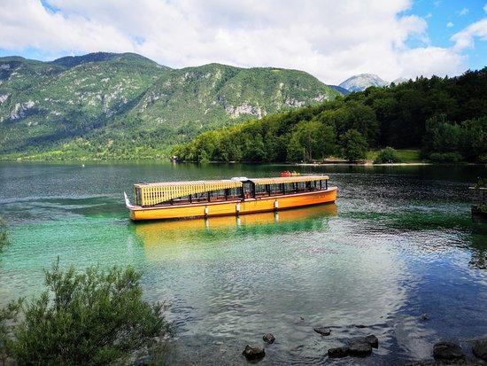Ladja Bohinj Tourist Boat