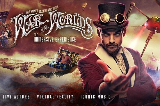 ‪Jeff Wayne's The War of The Worlds: The Immersive Experience‬