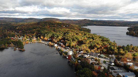 Long Lake, Crystal Lake & HARRISON, Maine