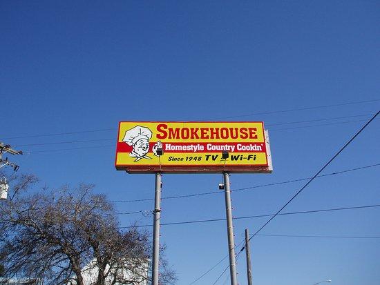 Smokehouse Restaurant Henderson, Texas