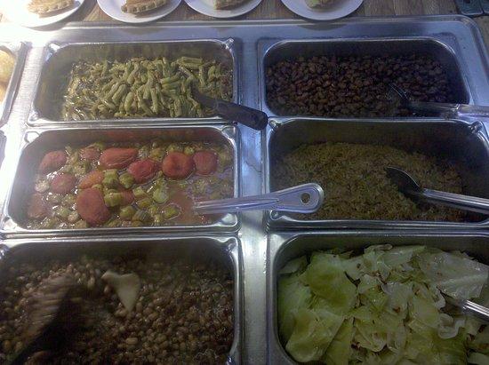 Henderson, TX: Dozen+ Southern flavored vegetables