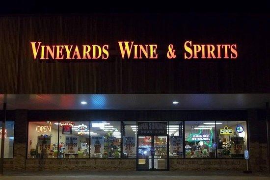Selezione di vini Fingerlakes, Vini in tutto il mondo,