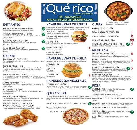 imagen Que Rico Restaurante en Gualchos