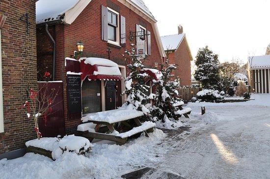 Bredevoort, Nederland: Bertram in de winter