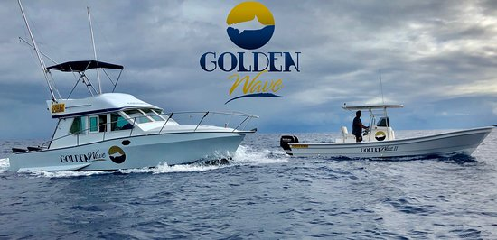 Golden Wave - Fishing - IGFA Captain Vic