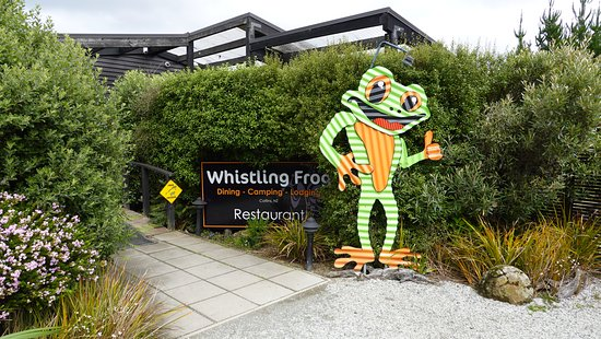 Регион Саутленд, Новая Зеландия: Entrance