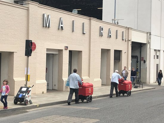 The Postal Museum Exhibitions Admission Ticket: Mail Rail