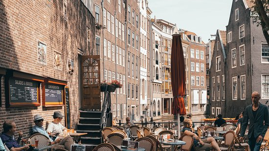 The 10 Best Hotels In Amsterdam For