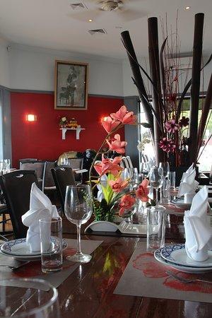 Applecross, Australia: Inside Thai Corner
