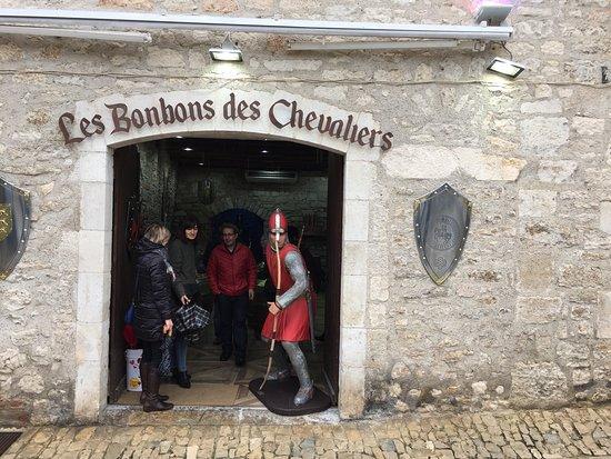 Bonbons Des Chevaliers
