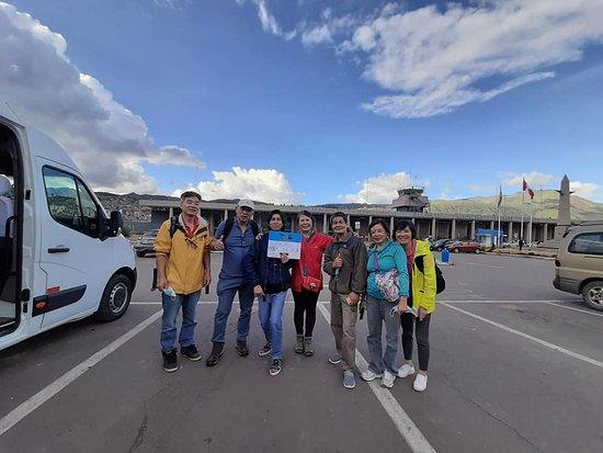 Velazco Astete Airport: la labor de transfer es bien chovi, pero mi nivel de chino estaba en 0.3%
