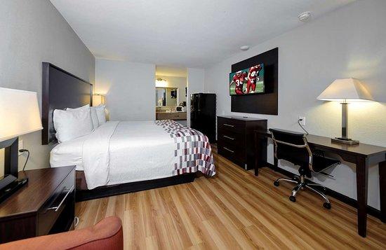 Red Roof Inn Arlington - Entertainment District
