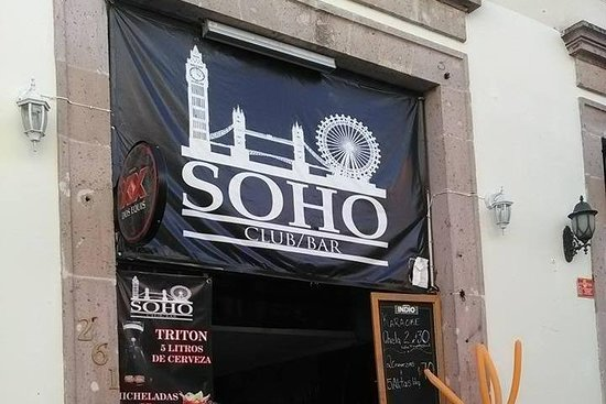 Soho Club Bar