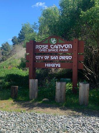 Rose Canyon Hiking Park