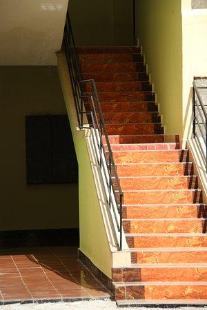 Syokimau, Kenia: The stairway