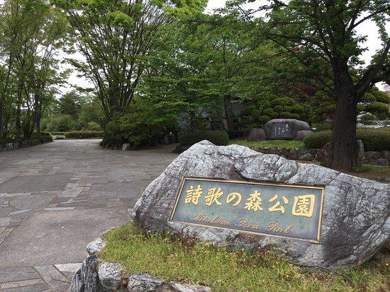 Shiikanomori Park