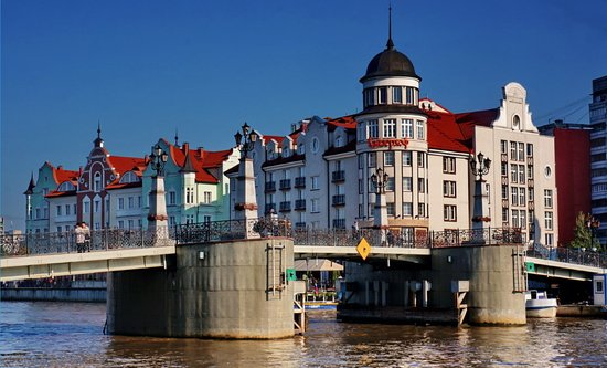 Individual Tours of Kaliningrad and the Region