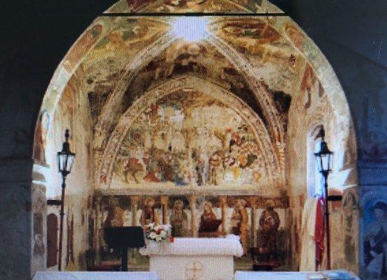 Chiesa di San Biagio di Baver