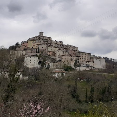 Palazzo di Arcevia, uno dei bellissimi castelli di Arcevia.