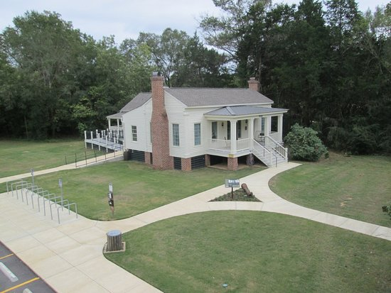 Orrville, AL: Stop by the Visitor Center before starting your adventure.