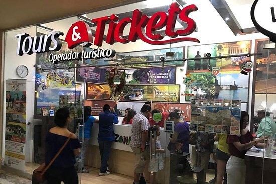 Tours y Tickets Operador Turístico y DMC