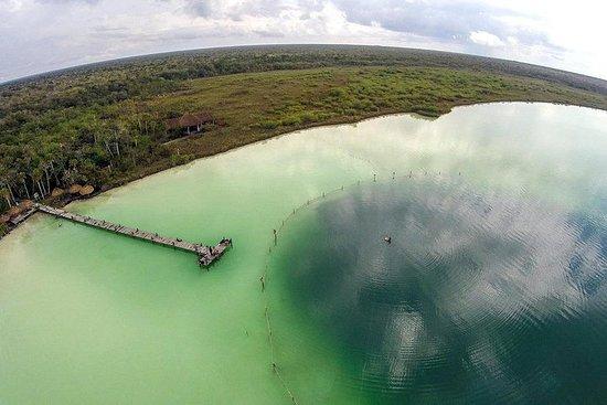 UM DIA DE 5 LUGARES: Lagoa Kaan Luum, 2...