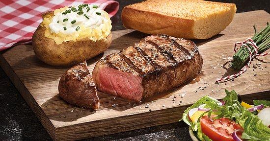 Ahrensburg, Duitsland: BLOCK HOUSE - Best steaks since 1968